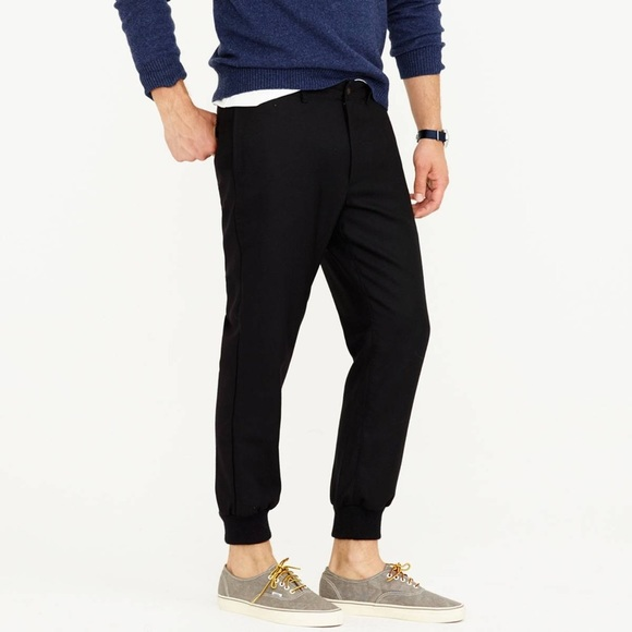 J. Crew Other - J.Crew wool jogger LIKE NEW!
